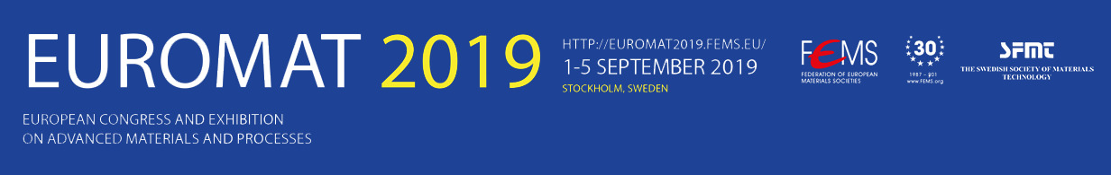 Detailed Scientific Programme | EUROMAT 2019
